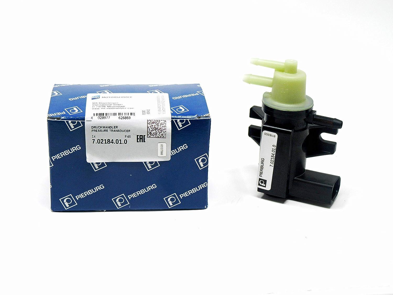 VW TDI N75 Turbo Boost Pressure Solenoid Converter EGR Valve OEM 1.9L ALH 99-03 PIERBURG