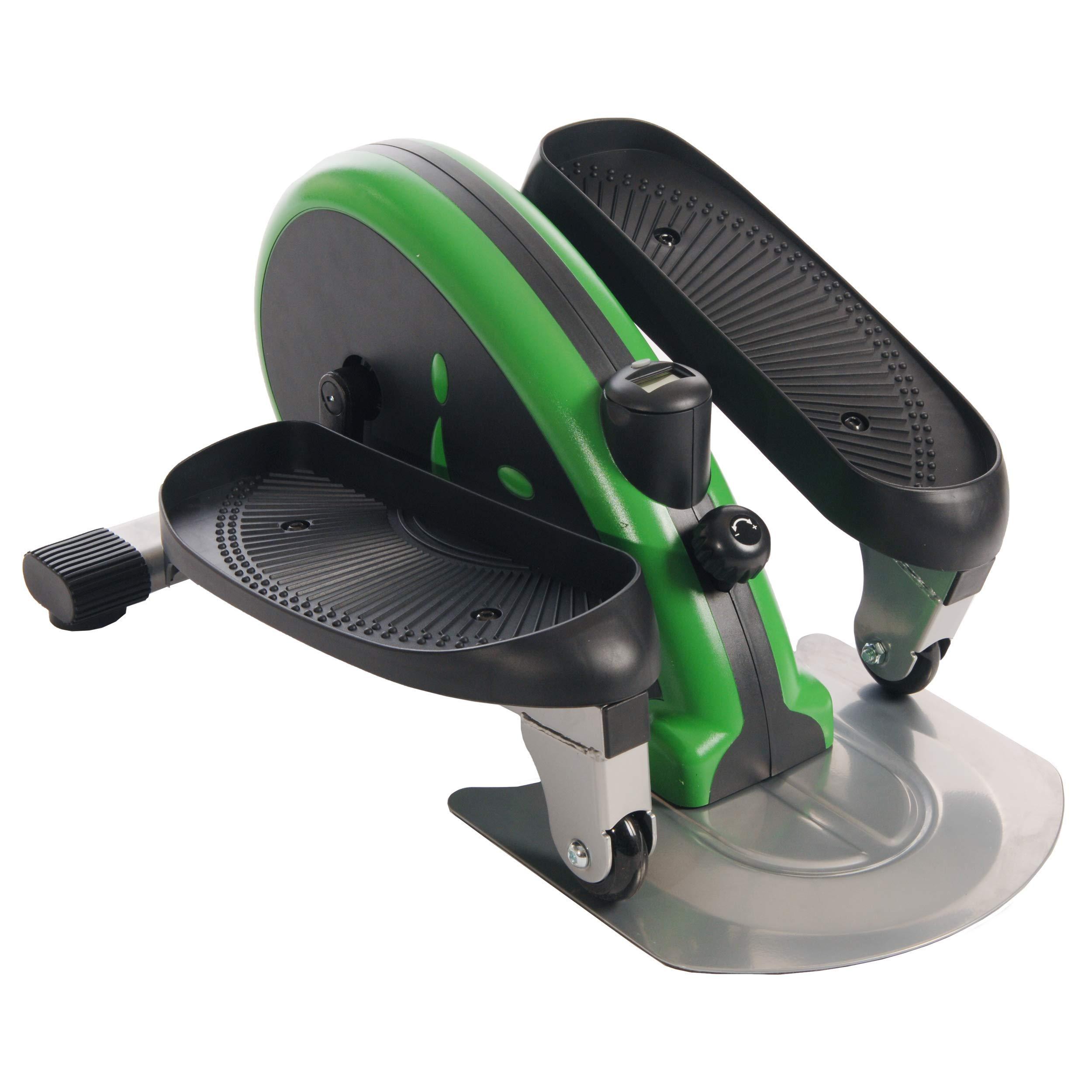 Stamina 55-1602 InMotion Elliptical, Green (Renewed)