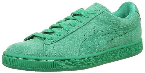 puma zapatilla mujer verde