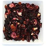 Tealyra - Cherry Goddess - Fruity Herbal Loose Leaf Tea - Caffeine-Free - Vitamin Rich - Hot and Iced - All Natural - 110g (4-ounce)