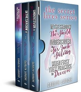 Secret Lives Trilogy: Books 1-3
