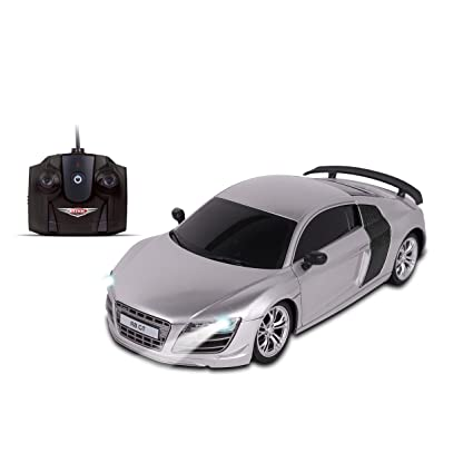 Amazoncom NKOK Luxe RC Audi R GT Remote Control Car Toys - Audi remote control car