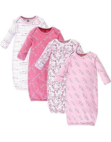 d64902b832 Luvable Friends Unisex Baby Cotton Gowns