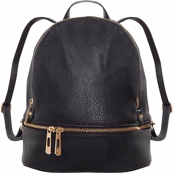 canvas backpack yellow handbag small backpack Rolltop Backpack travel backpack vegan backpack minimalist backpack girls backpack