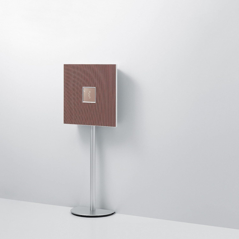 ziegelstein rot CD, MP3, WMA, FM Tuner, NFC, Bluetooth Yamaha ISX-803 Audio-System