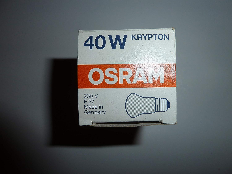 Superlux e krypton 40 w e27 OSRAM 9.1