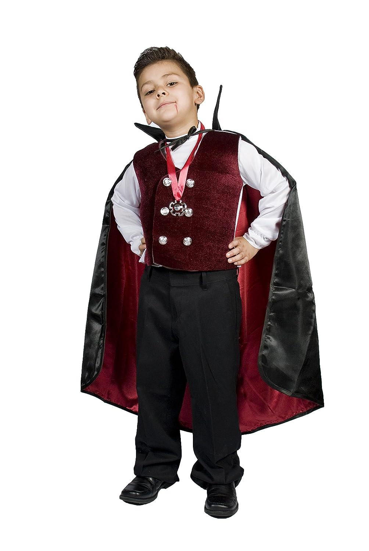 Amazon.com: Disfraz De Halloween de vampiro para niños ...