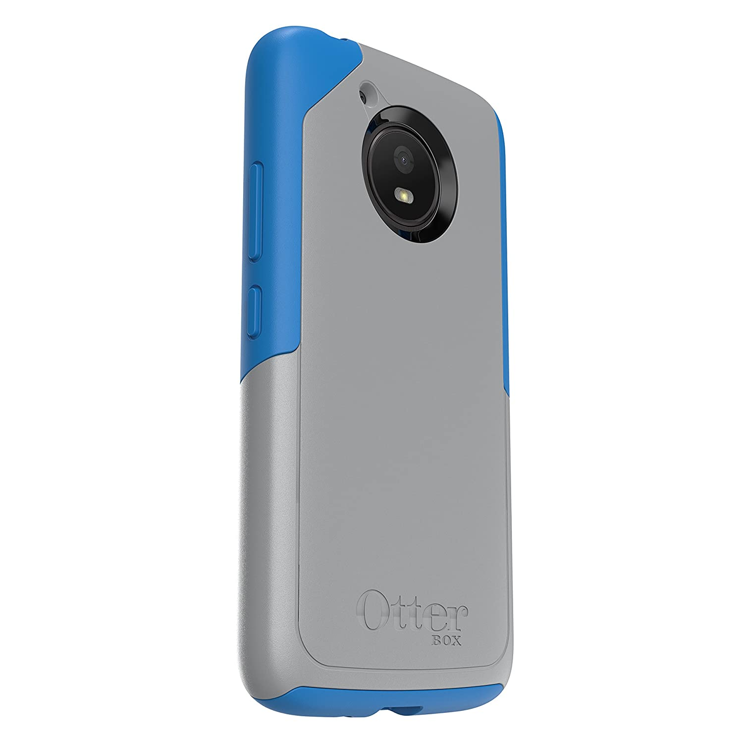 buy popular a200f 46dd0 OtterBox ACHIEVER SERIES Case for Motorola Moto E4 (NOT E4 PLUS) - Retail  Packaging - WATER STONE