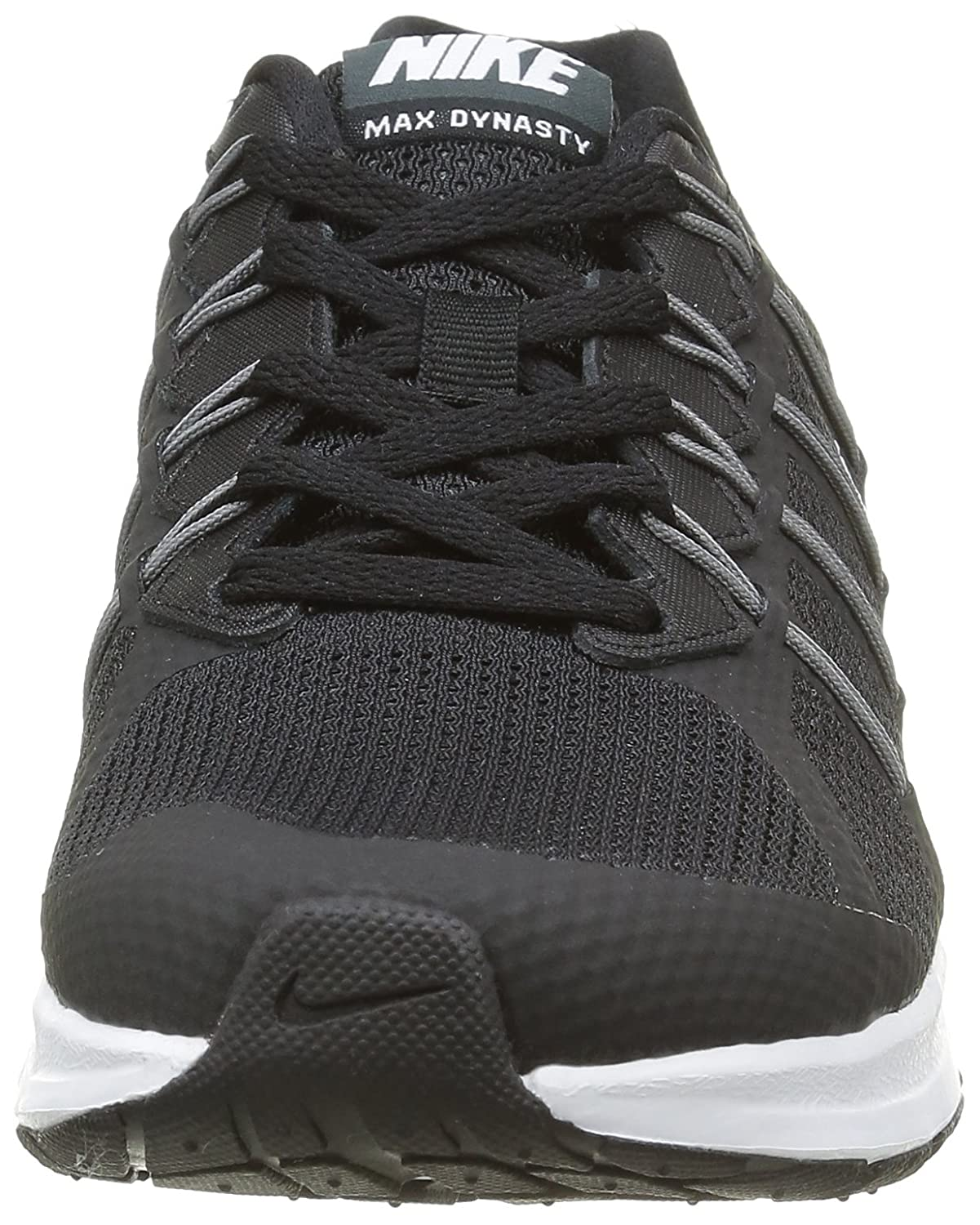 save off 4f5ab 79b97 Nike WMNS Air Max Dynasty, Chaussures de Running Femme, Noir Blanc Gris  Froid Anthracite, 42.5 EU  Amazon.fr  Chaussures et Sacs