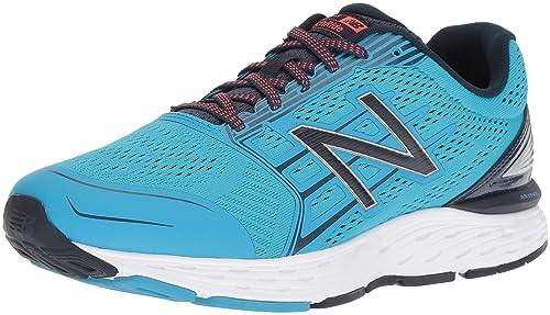 new balance men's 680v5 running shoes