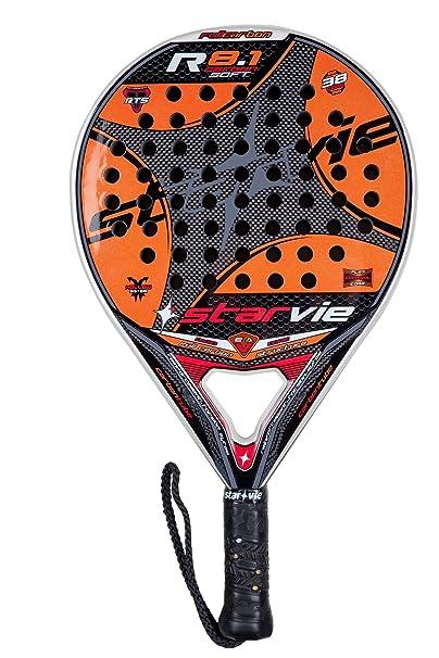 Starvie R8.1 Carbon Soft Pala de Padel: Amazon.es: Deportes ...