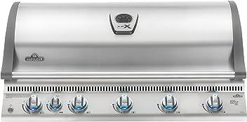 Napoleon LEX 730 Built-In Grill with Infrared Rotisserie Burner (BILEX730RBIPSS), Propane Gas