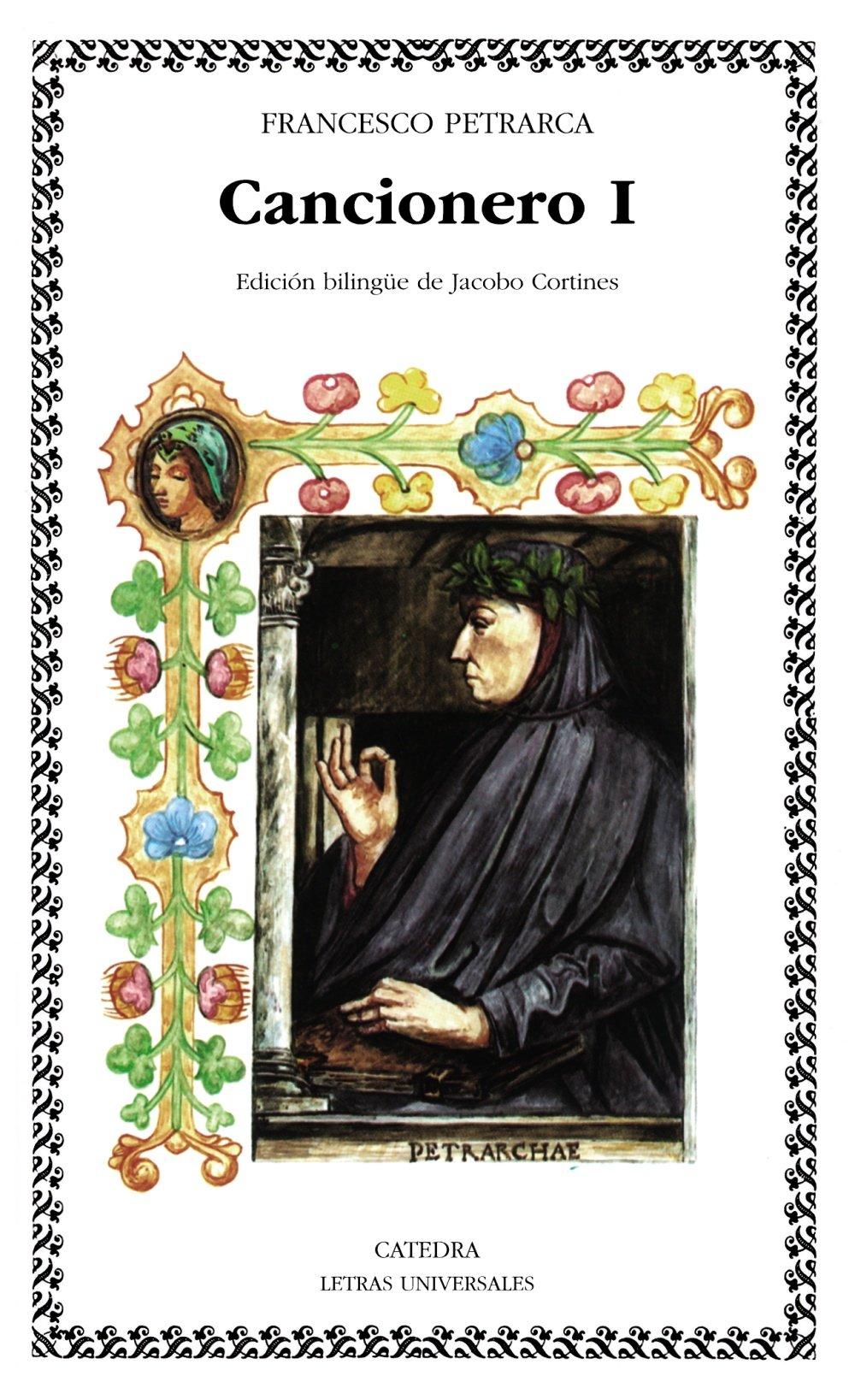 Cancionero, I (Letras Universales): Amazon.es: Francesco Petrarca: Libros