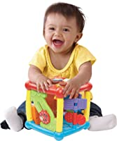 VTech Busy Learners Activity Cube (Frustration Free Packaging - English Version)
