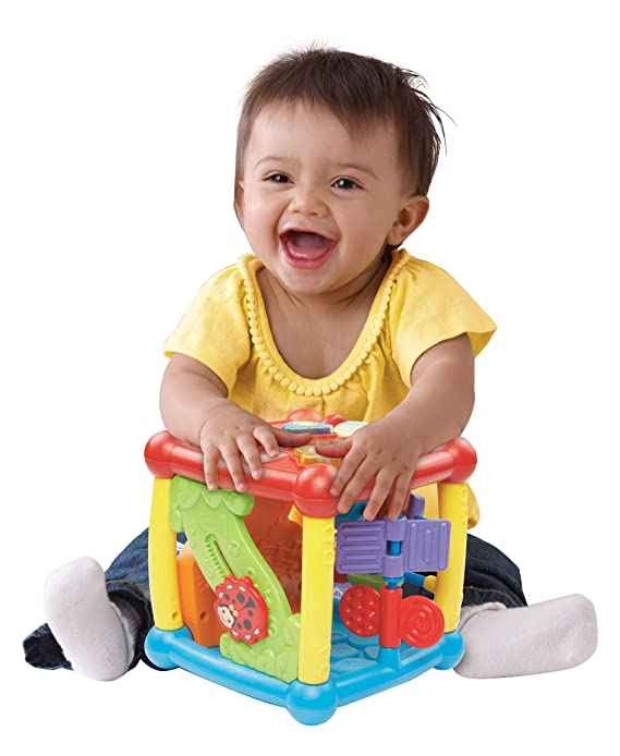 Review VTech Busy Learners Activity