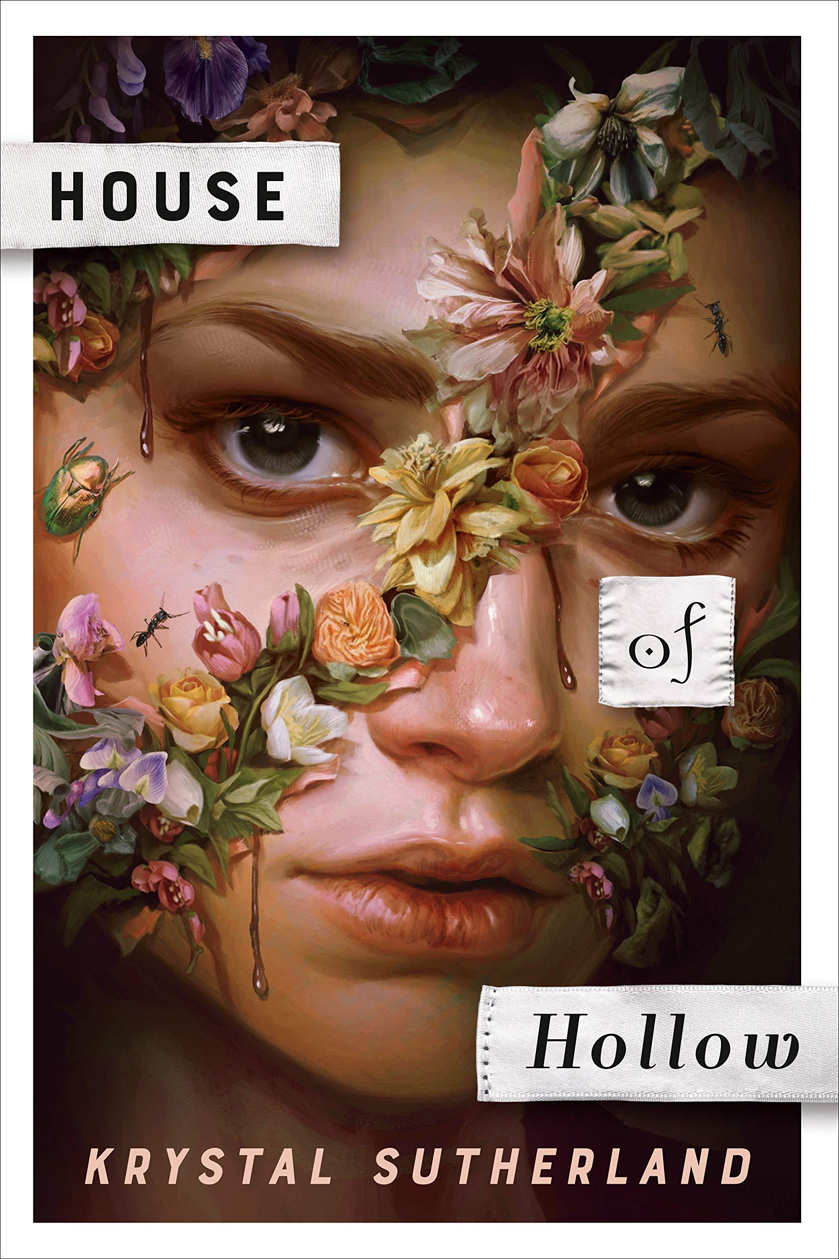 Amazon.com: House of Hollow (9780593110348): Sutherland, Krystal: Books