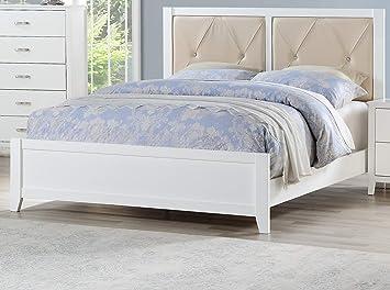 Amazon.com: Esofastore Classic Modern Bedroom Furniture ...