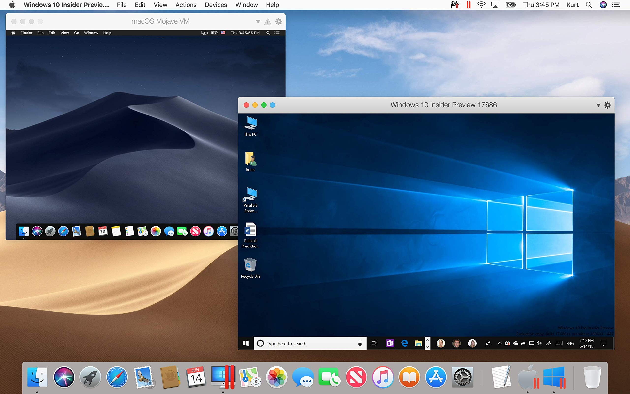 Parallels Desktop 14 for Mac, 1 Year Subscription [Mac Download] by Parallels Software (Image #7)