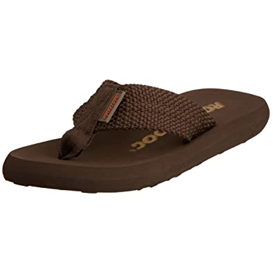 1c01868b4 Rocket Dog Sunset Webbing Tribal Womens Flip Flops Brown - 4 UK