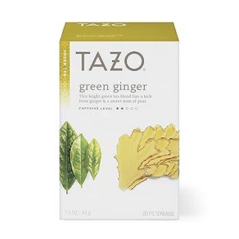 Tazo Ginger Tea
