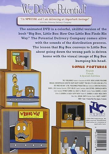 Amazon.com: Big Box, Little Box: How One Little Box Finds His Way: Damien  K. H. Nash: Movies U0026 TV