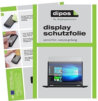 dipos I 2X Protector de Pantalla Mate Compatible con Lenovo ...