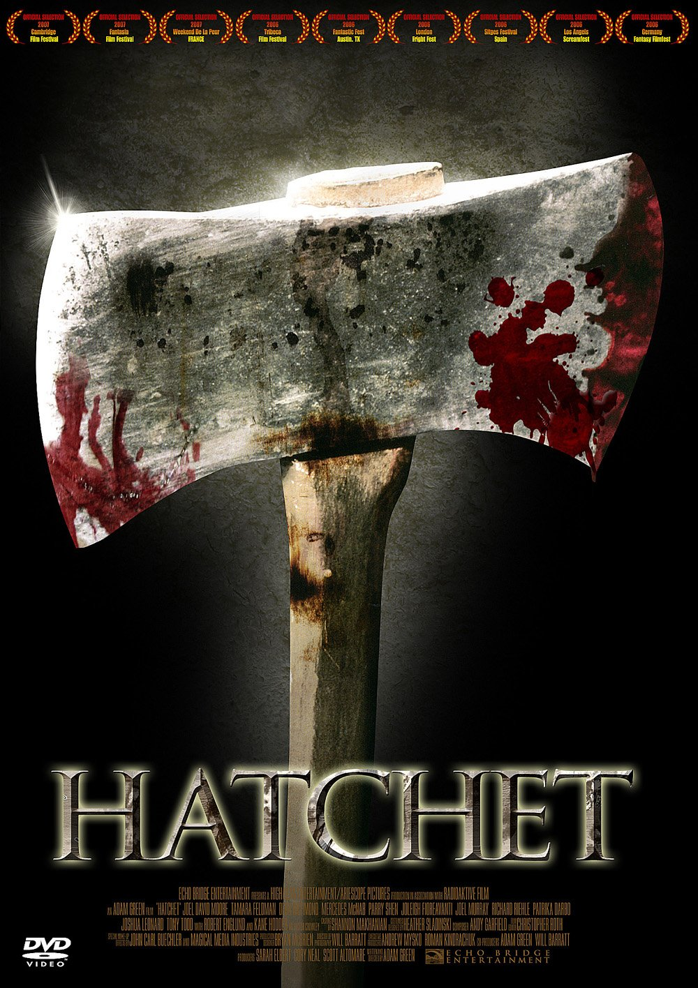 Amazon   HATCHET/ハチェット [D...