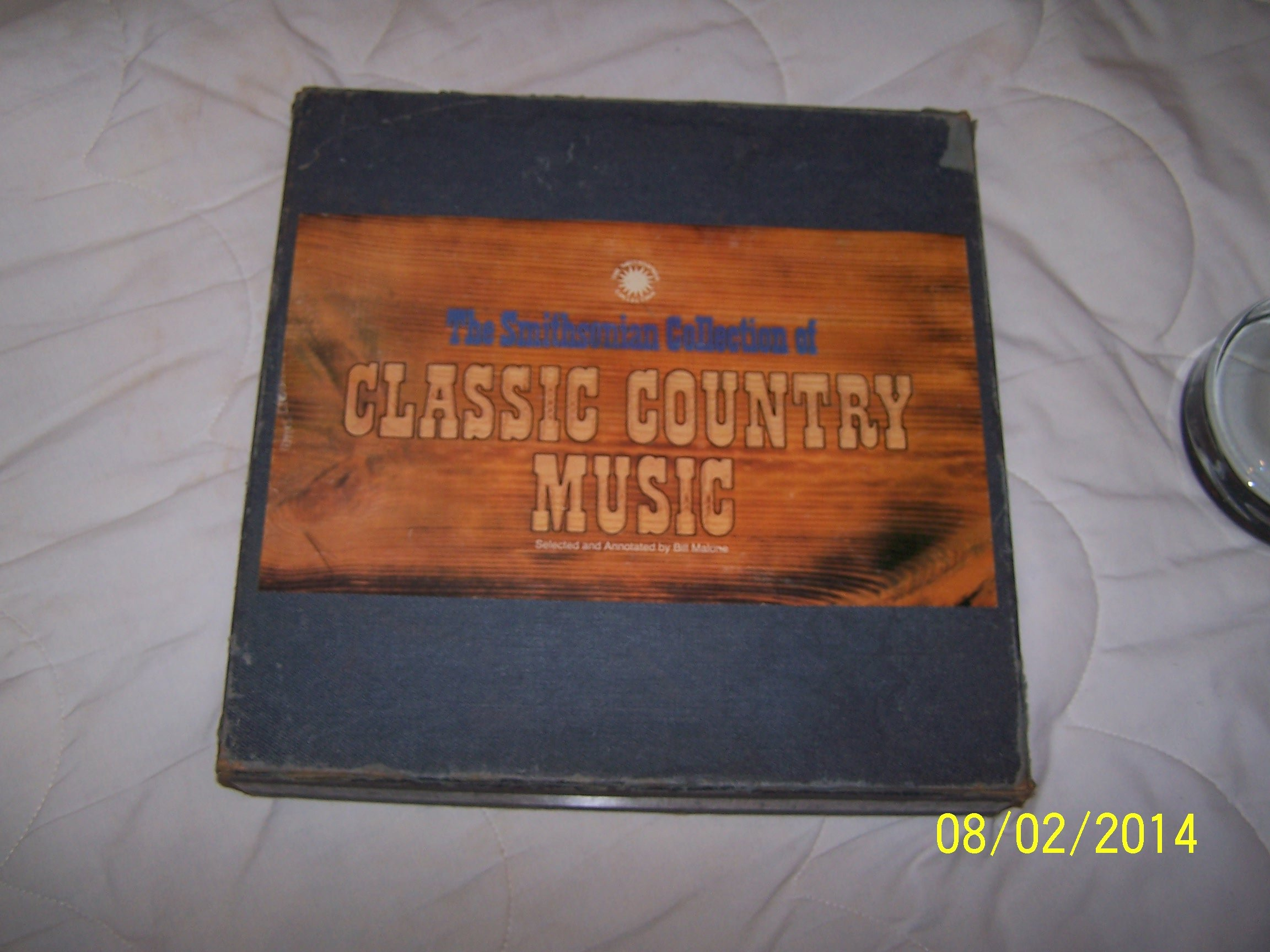 The Smithsonian Collection of Classic Country Music