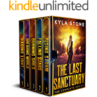 The Last Sanctuary Complete Series Box Set: A Post-Apocalyptic Survival Series book cover