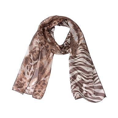 La Redoute - Echarpe - Femme - marron -  Amazon.fr  Vêtements et ... eca506aab35
