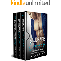 The Billionaire Cousins Series. A Contemporary Romance Box set of 3 Books