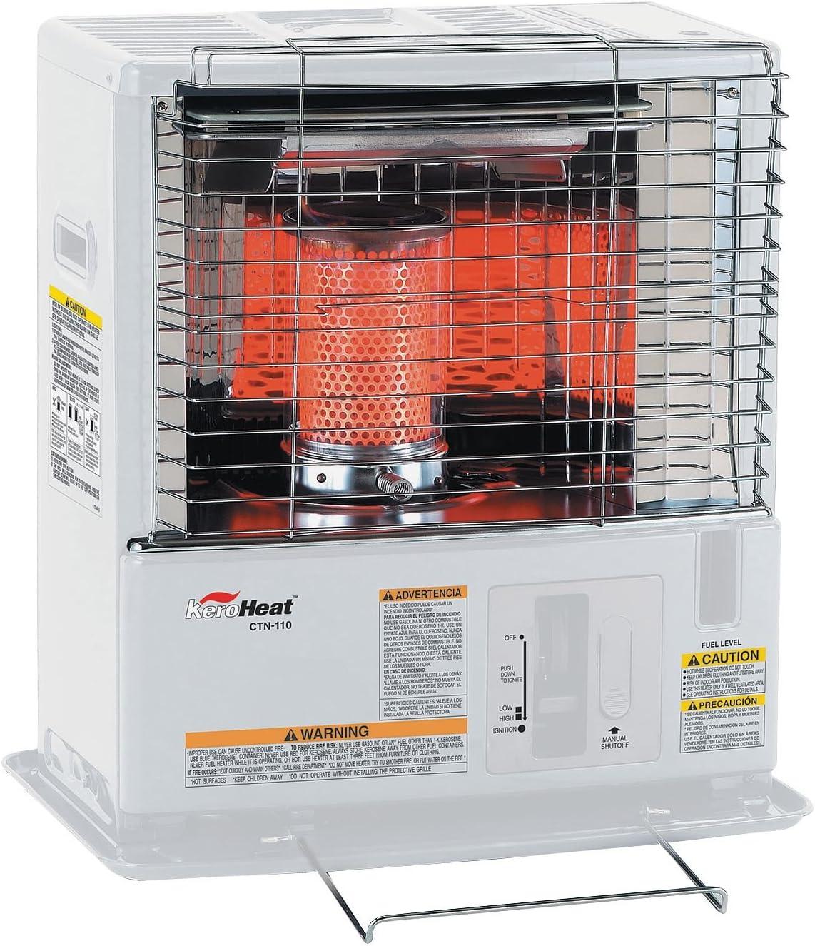 Sengoku KeroHeat Portable Radiant Kerosene Heater