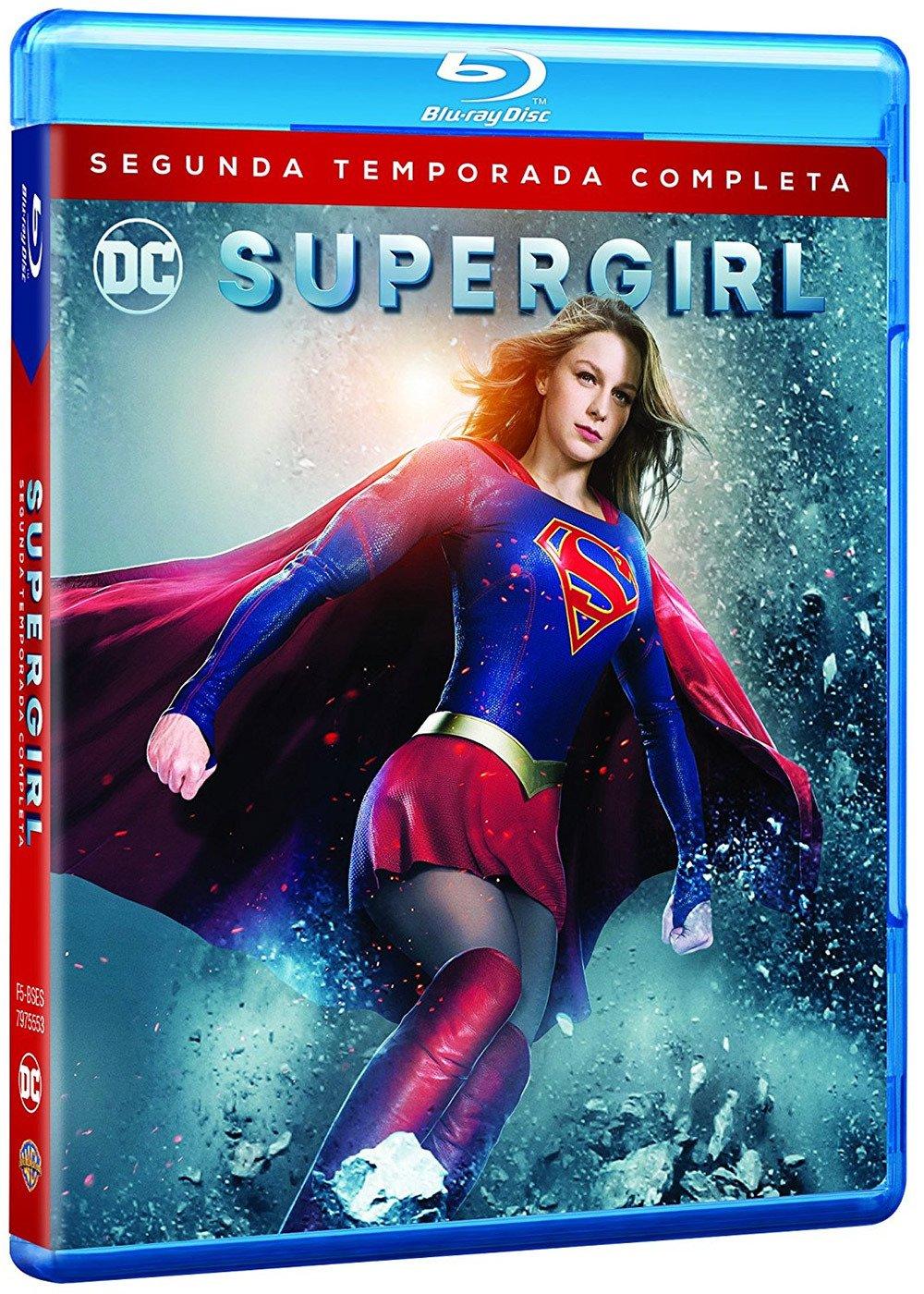 Amazon.com: Supergirl (SUPERGIRL TEMPORADA 2, Importé dEspagne, langues sur les détails): Movies & TV