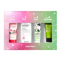 TONYMOLY 4 Steps For Glowing Skin Set