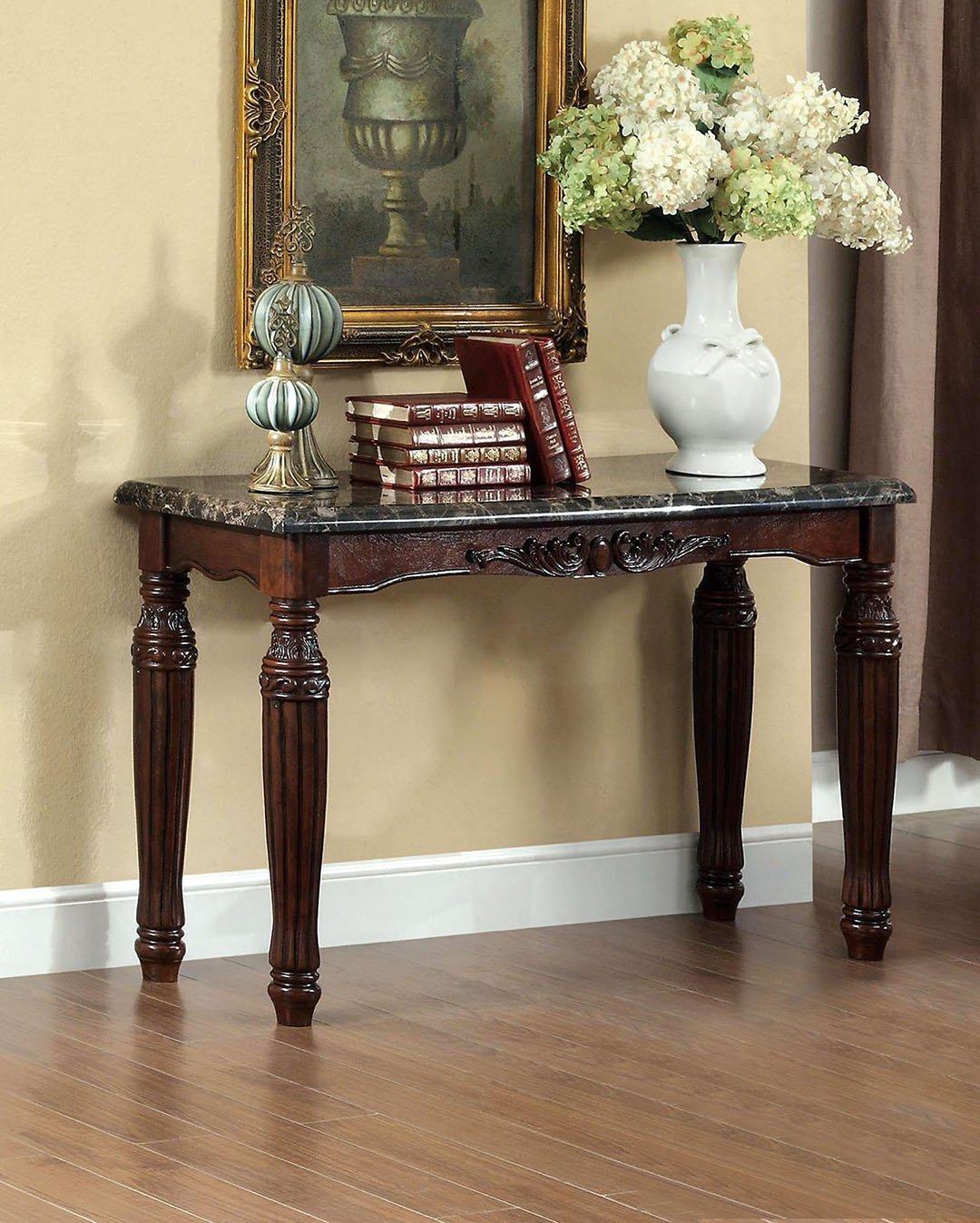 amazon com original sofa table traditional style kitchen dining rh amazon com Classic Sofa Table Ashley Furniture Console Sofa Table