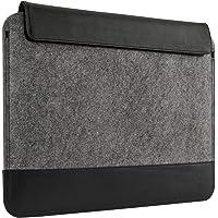 """Belkin BLK-F7P132vfC00 15"""" Gri Mackbook,Ultrabook Slim Kılıf Bilgisayar Notebook Çantası"""
