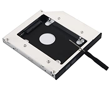 Deyoung 2do disco duro HDD SSD Caddy para Toshiba Satellite A660 ...