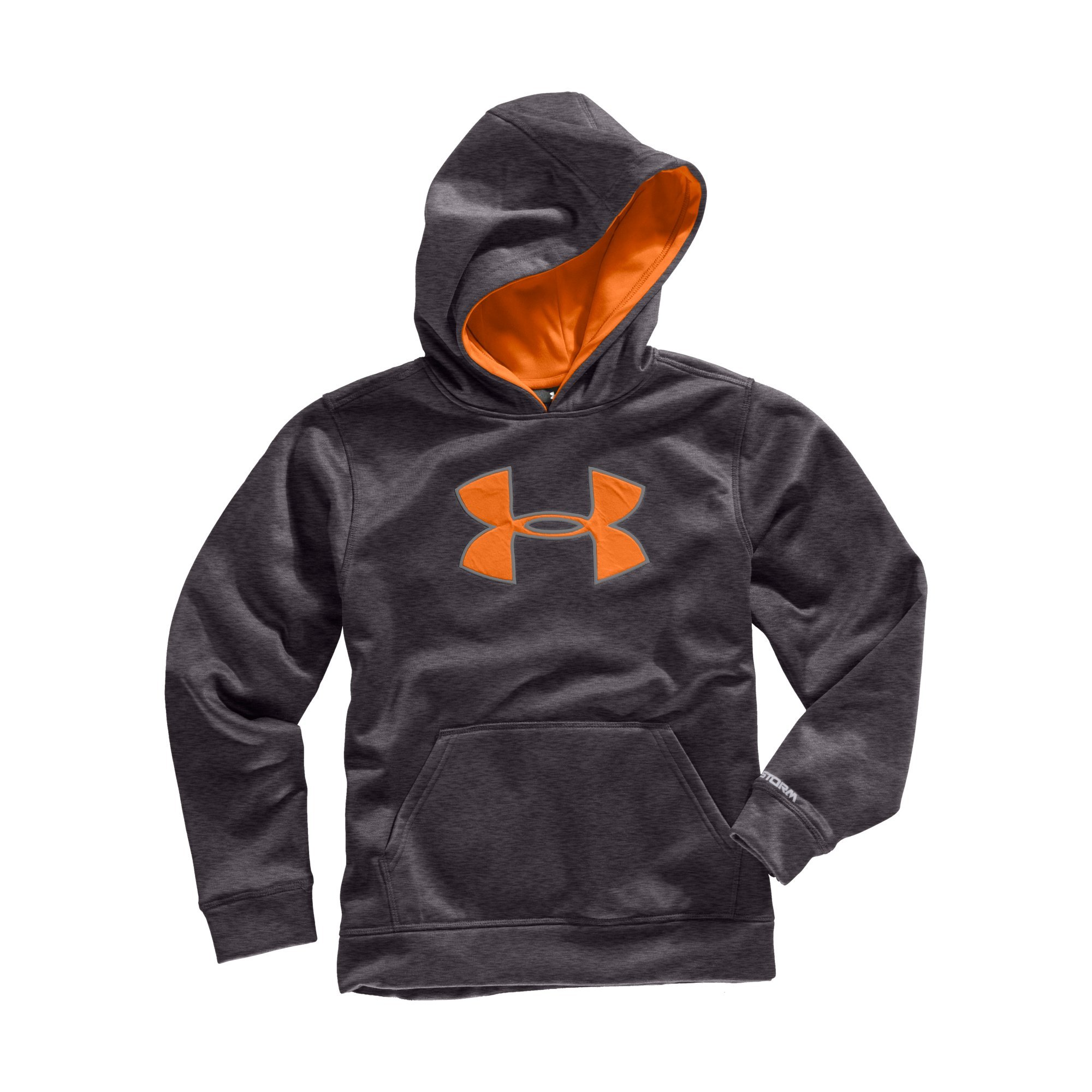 Boys' Armour® Fleece Storm Big Logo Pullover Hoody