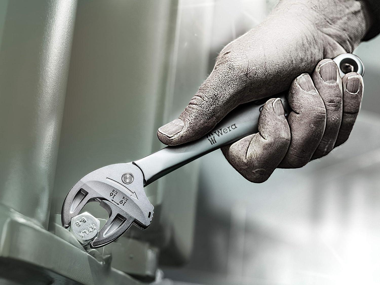 Wera 6004 Joker M 13mm 020103 16mm Self Setting Adjustable Spanner Wrench