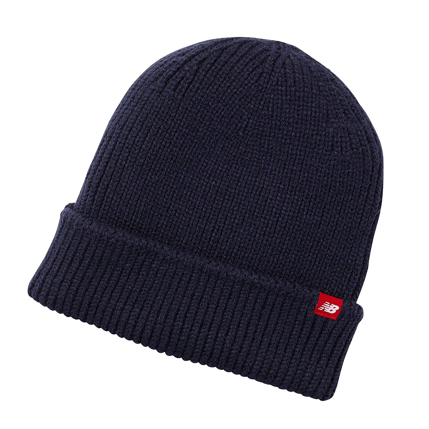 New Balance Watchmans Winter Knit Beanie: Amazon.es: Deportes y ...