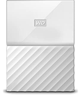 Manufacturer Refurbished Portable Hard Drive WD My Passport 2TB Yellow Thin
