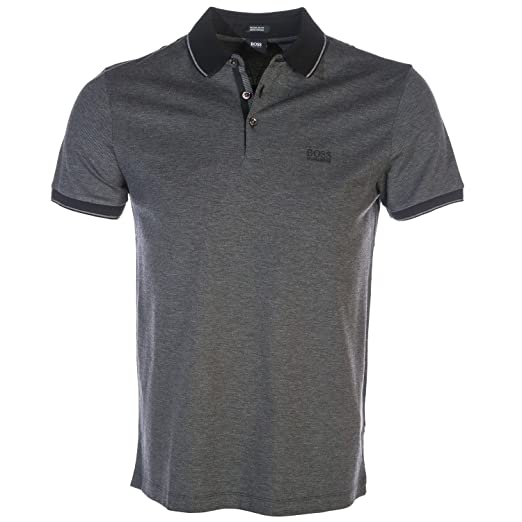 db89b830eb3 BOSS Polo Shirt Prout 10 in Black M