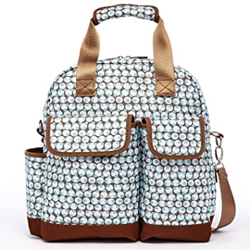 Amazon.com: HC Mochila – Bolso cambiador Cute pañal bolsas ...