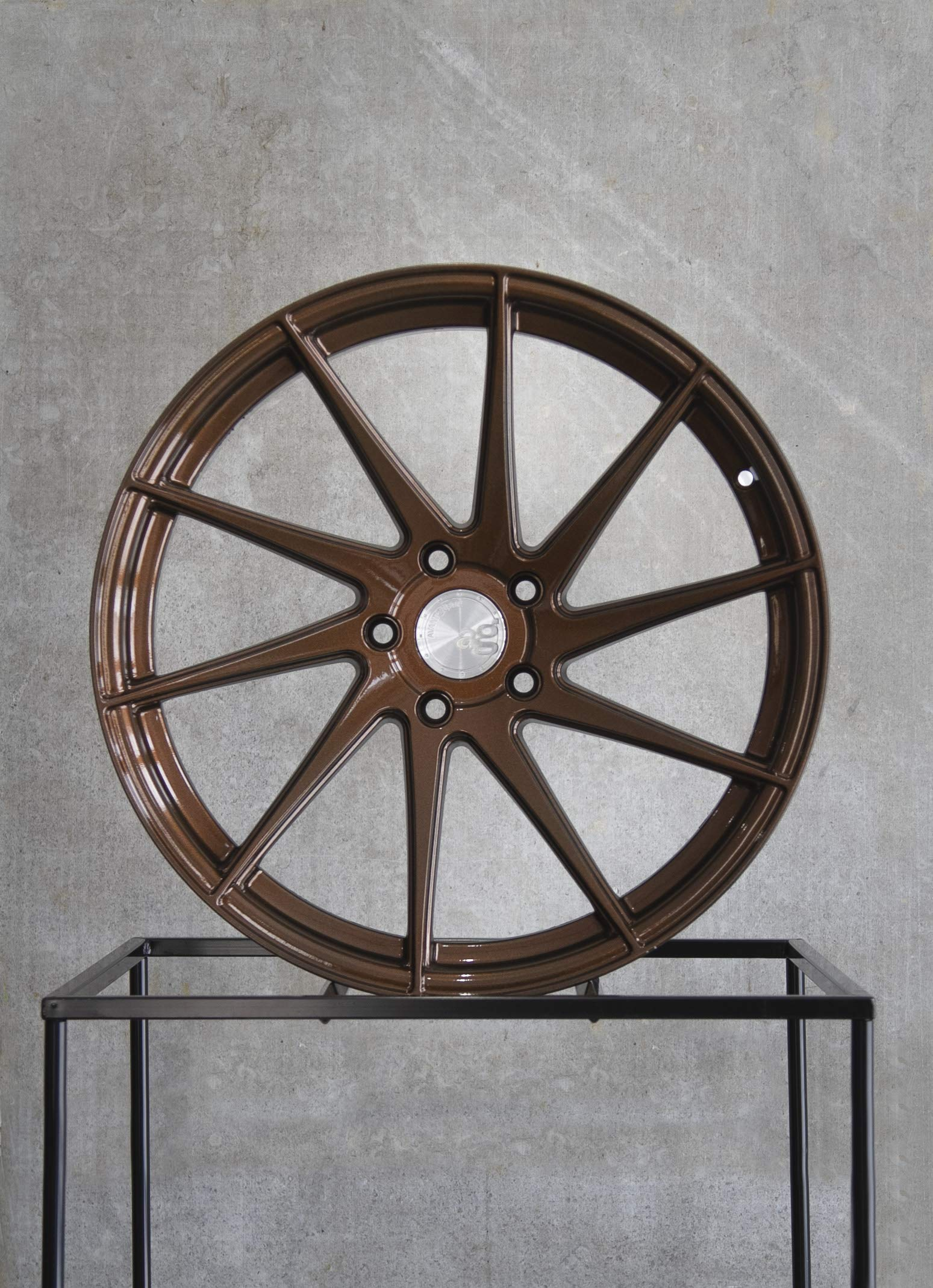 Superwrap Sprayable Vinyl Wrap - Wheels Kits 20'' to 22'' - Bronze by Superwrap (Image #2)