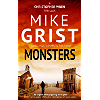 Monsters: A Christopher Wren Thriller (English Edition)