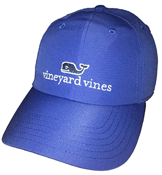 e8ba70cd90e Vineyard Vines Performance Adjustable Whale Hat (One Size