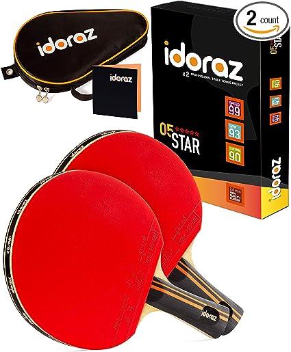 Professional Hard Case Waterproof Racket Bag Table Tennis Accessories STOCK