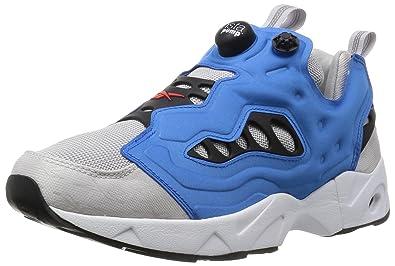 677c0a2eb2eb67 Reebok Instapump Fury Road Unisex Sneakers Shoes -Blue-5