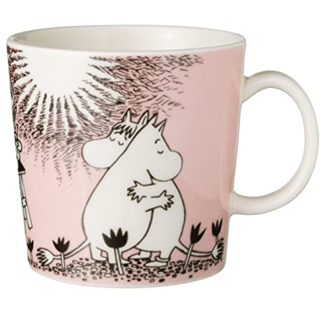 Arabia Finland Moomin Mug - Love