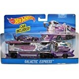 Hot Wheels Purple Galactic Express Hauler